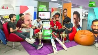 #CricketAdda: IPL2018 Virat's Bangalore Out Of IPL As Rajasthan Stay Alive | Sports Tak