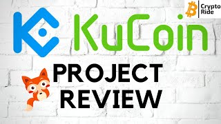 Kucoin Review (NEW)-  Why KCS could explode in September