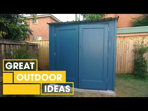 How To Build Your Own Shed | Outdoor | Great Home Ideas