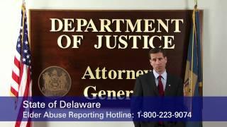 Help Us Stop Elder Abuse - Beau Biden, Attorney General