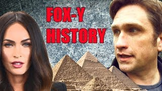 """Megan Fox does """"History"""" (Totally Awesome History News)"""
