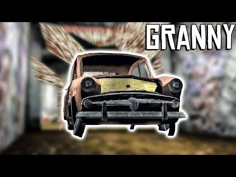 NOVI TAJNI KRAJ AUTOM!!! MAJKA SLENDERINE EASTER EGG - (Granny)