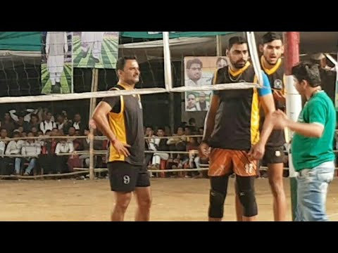 Download Angry rohit rana India volleyball player best match 2019