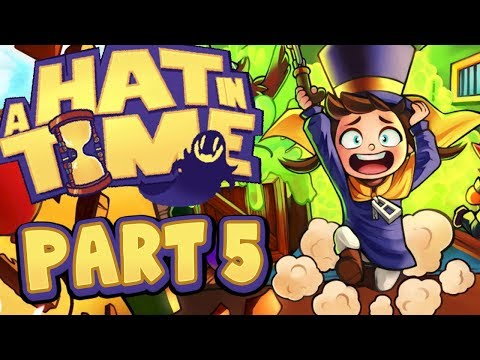 A Hat In Time - Part 5 - Train Rush!
