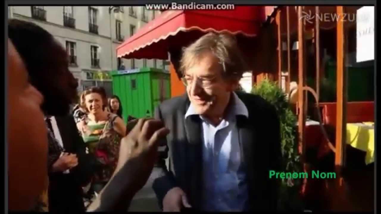 Spectaculaire : Des Gilets Jaunes rencontrent Alain Finkielkraut sans l'agresser ! Maxresdefault