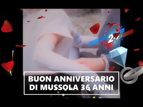 Frasi Anniversario Matrimonio 36 Anni.Buon Anniversario Nozze Di Mussola 36 Anni Di Matrimonio