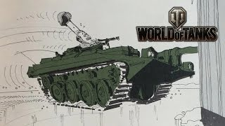 World of Tanks - Kemping Bush