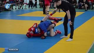 Открытый турнир г. Горловки по боевому самбо