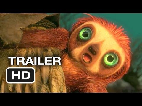 The Croods Official Trailer #2 (2013) - Ryan Reynolds, Nicolas Cage Animated Movie HD