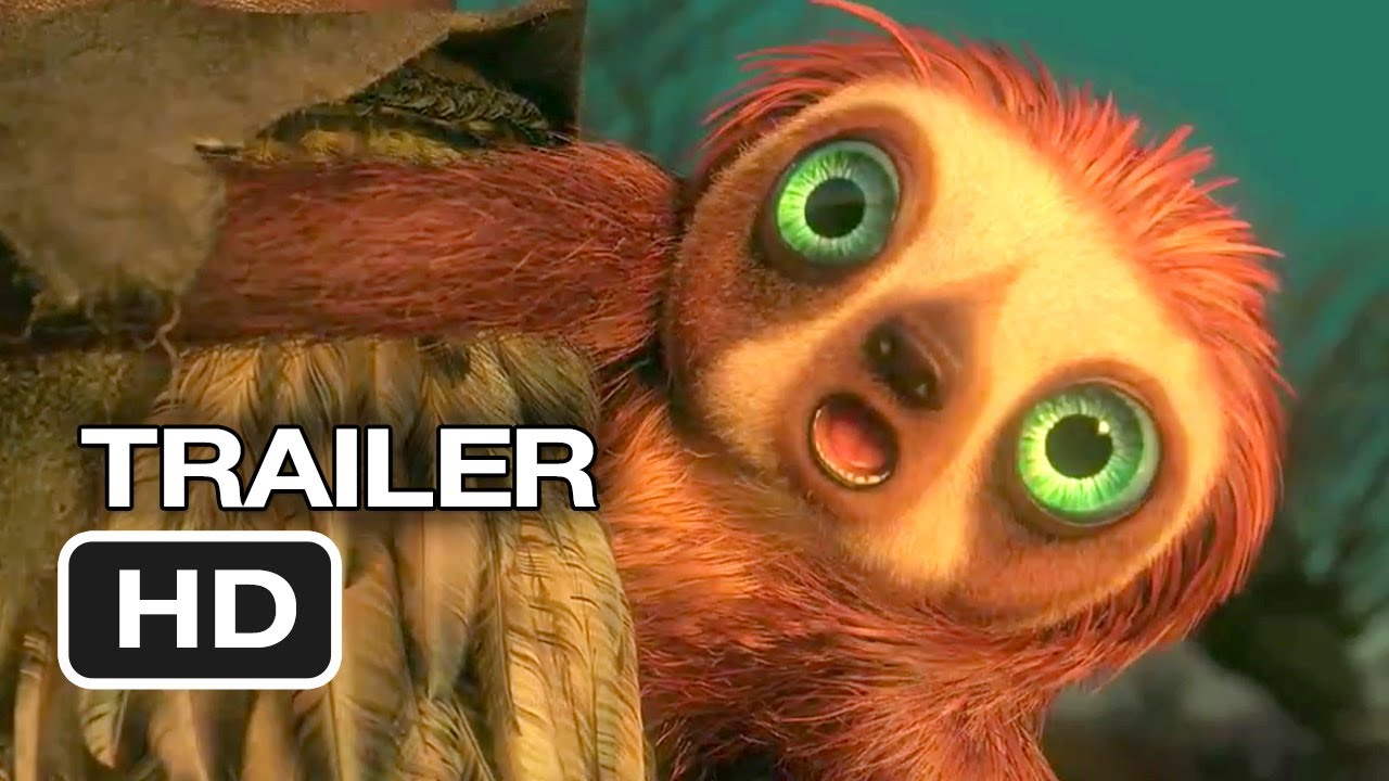 Download The Croods Official Trailer #2 (2013) - Ryan Reynolds, Nicolas Cage Animated Movie HD