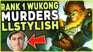 Download #1 WUKONG WORLD MURDERS LL STYLISH (IN CHALLENGER) - League of Legends Mp3 and Videos