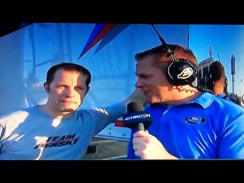 Brad Keselowski New Hampshire Post Race Interview 9/24/17