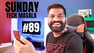 #89 Sunday Tech Masala - Phones, Leaks, Vlogs, Giveaway and More... #BoloGuruji