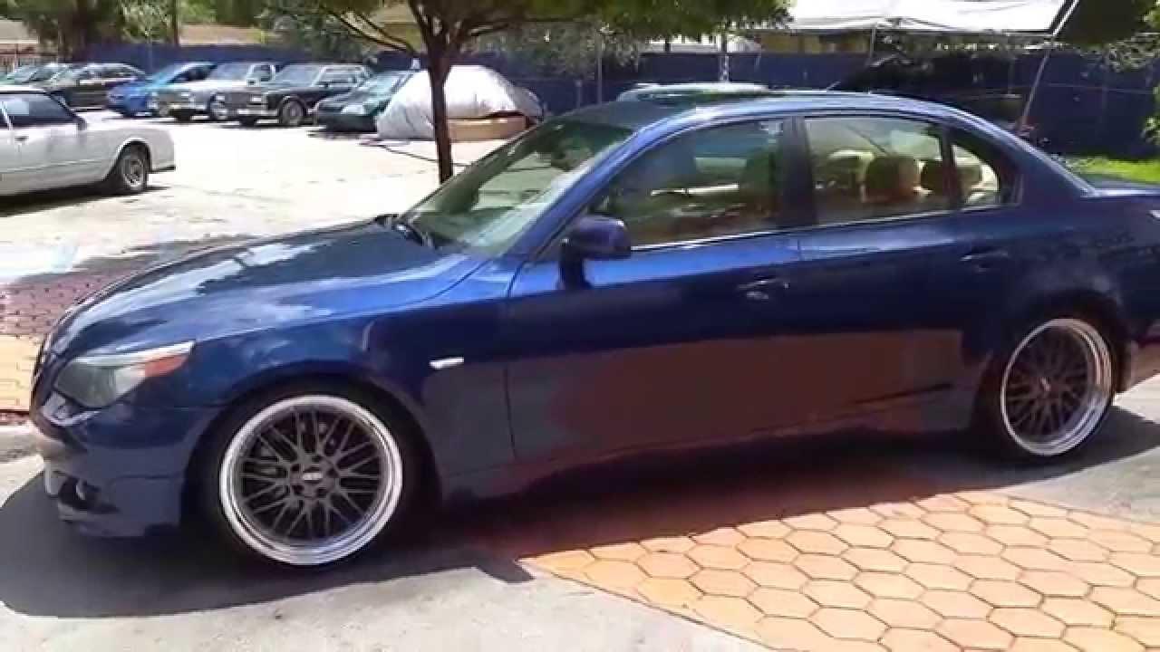 2004 BMW 530i @ Karconnectioninc.com Miami, FL - YouTube