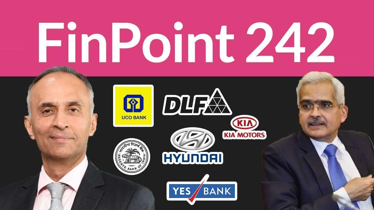 Yes Bank। Hyundai Motor।RBI।Pharma Industry।Kia Motor। UCO Bank। DLF। Auto Expo 2020