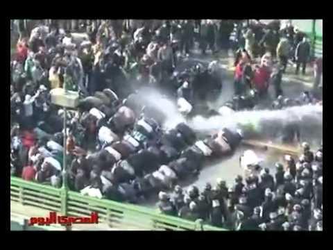 Évènements en Égypte