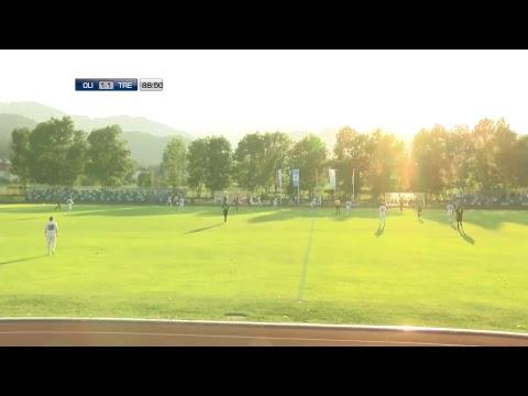 NK Olimpija - FK Trepča
