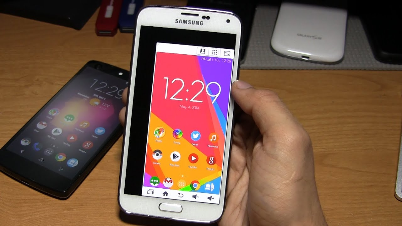 how to get emails on galaxy s5