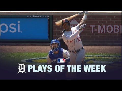 07/29/19: Tigers Plays of the Week