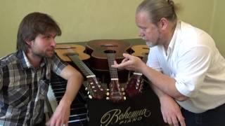 Pozvánka na kytarovou dílnu Tomáše Berky - Šídlovák Oupn Ér 2014 Plzeň