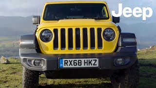 2019 Jeep Wrangler Rubicon 4-door | Hellayella | Exterior, Interior (UK Spec)