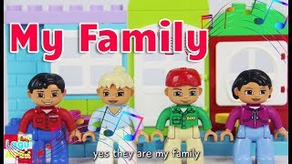 My Family | Lagu Anak Indonesia