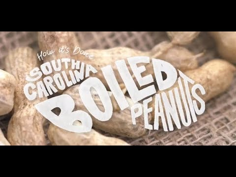 How It's Done: South Carolina Boiled Peanuts - Dauer: 87 Sekunden