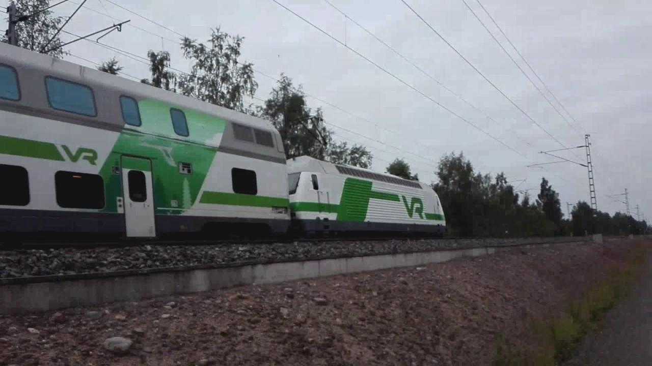 Helsinki Vaasa Juna