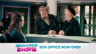 Mrs. Brown's Boys D'Movie TV SPOT - D'Mother (2014) - Brendan O'Carroll Comedy HD