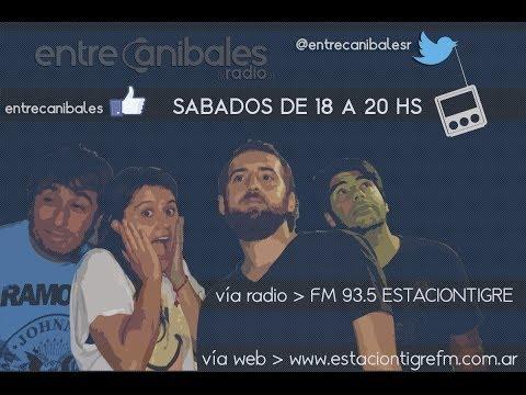 Entre Canibales Radio / Prog #9 Temp #2 / 14