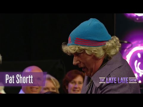 Pat Shortt as 'the local photographer' | The Late Late Show | RTÉ One