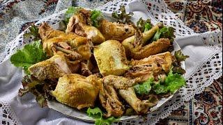 Курица в луковом соке - не для истеричек!