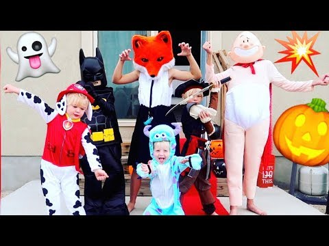 Kids Costume Runway Show 2017