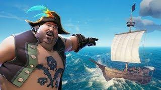 Sea of thieves #1 (Начало путешествия) / Видео