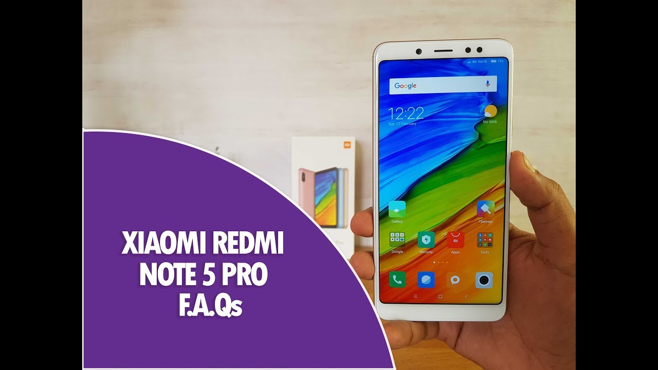 Xiaomi Redmi Note 5 Pro Faqs Sensors Usb Otg Quick Charging Led Mdisk Kabel Data Ampamp Charger Micro Steel Mesh G322 Notification Software And More