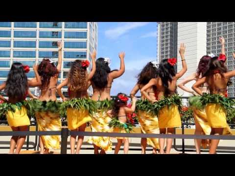 *~3-year-old Mikaella Tahitian Dancer~*
