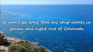 Clint Black - When My Ship Comes In (with lyrics)