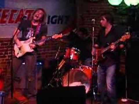Philip Sayce @McMurphy's, 'One Foot In The Grave'