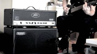 Peavey 6505 Playthrough