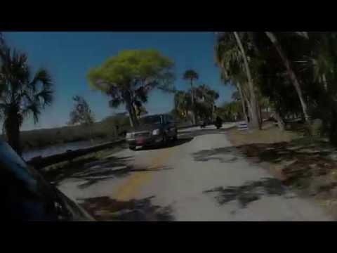 Ride the Daytona Beach Loop!