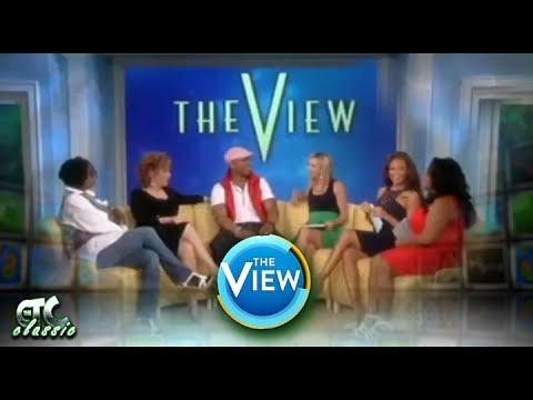 The View: L.L. Cool J curls the ladies!