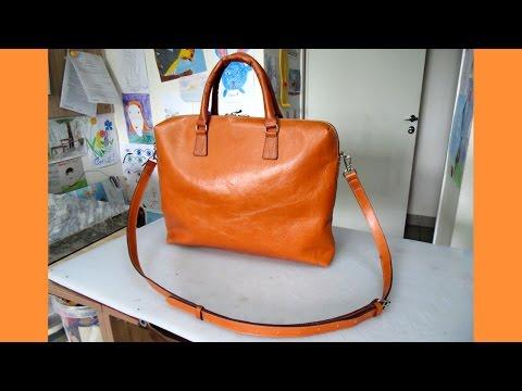 Как сшить сумку из кожи своими руками 20 Октября 2010