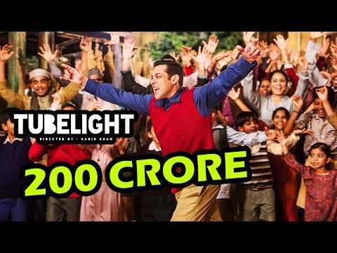 Salman Khan's Tubelight Distribution Rights Sold For Rs.200 CRORE