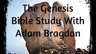 Genesis Bible Study with Adam Bragdon, Creation Day One