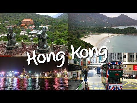 Most beautiful places to visit in hong kong