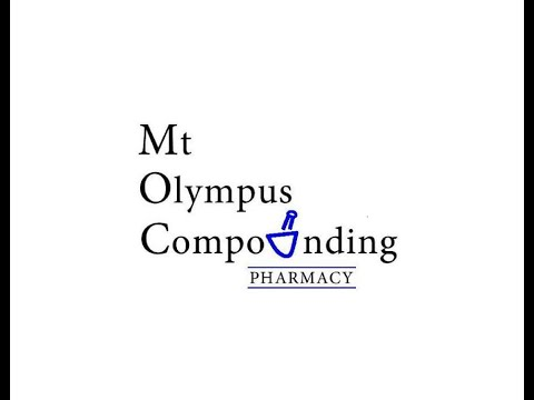 Mt Olympus Compounding- What We Do!