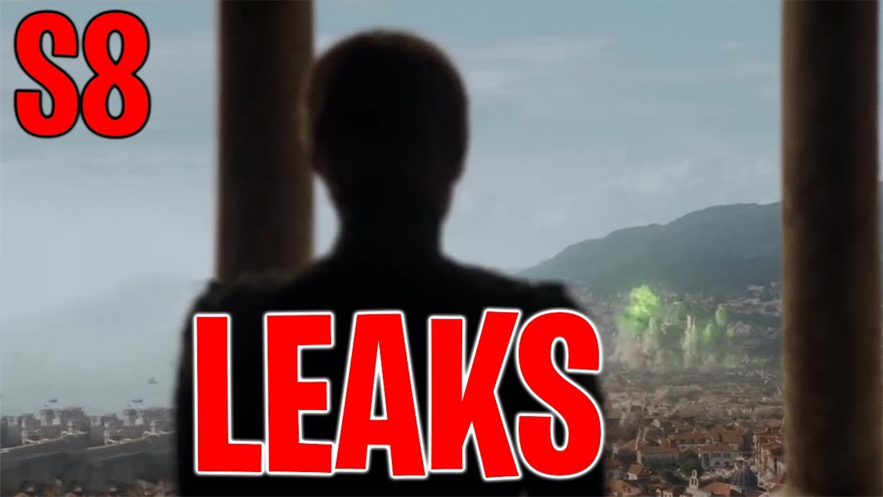 All Confirmed Leaks! Game of Thrones Season 8 Major Spoilers