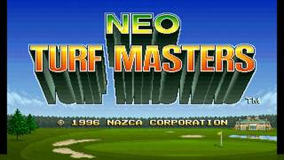 Neo Turf Masters OST - Fujiyama Oriental Golf Club - Japan