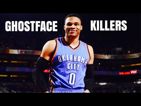 Russell Westbrook Mix 'Ghostface Killers' 2017