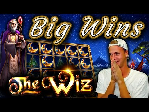Running Good On The Wiz Slot!